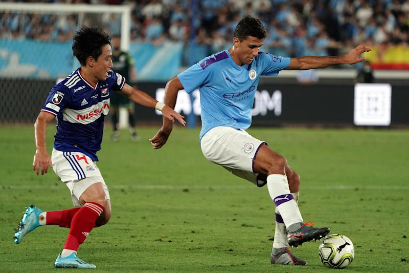 Rodri signed for Manchester City from Atletico Madrid.