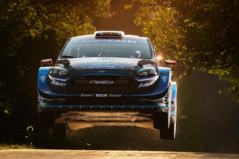 Tanak closes in on fourth win in five rallies