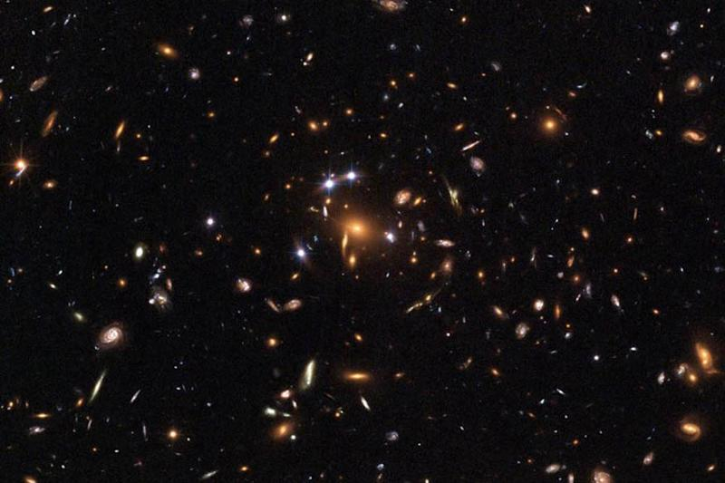 Artificial Intelligence is Helping Researchers Identify Galaxy Clusters Quickly