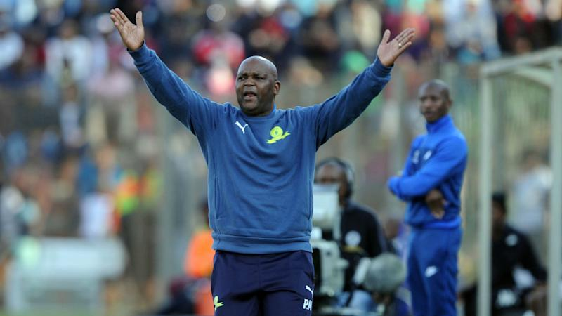 Pitso Mosimane disappointed after Sundowns' Caf Champions League exit
