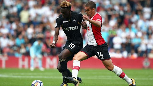 <p>Tammy Abraham looked lively against Southampton, however was unable to find the target from his three efforts on goal. The England U-21 international seemed to have to create all of his opportunities for himself due to Gylfi Sigurdsson's transfer away which left Wayne Routledge lacking the creativity to supply the Swansea striker. </p> <br><p>The man posed to stop Abraham is Eric Bailly. The Ivorian has had his introductory season and will look to push on throughout this campaign as Mourinho's first choice central defender. Javier Hernandez was unable to bypass Bailly in their clash on Sunday and was dominated in all aspects of their encounter. </p> <br><p>If Abraham can continue his fine form from his Championship campaign with Bristol City he could potentially cause problems for Bailly. On the other hand the Man Utd defender looked superb in his opening game, and will contribute to an exciting encounter between himself and Abraham on Saturday. </p>