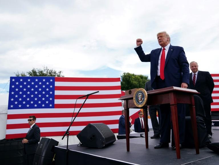 Trump ready to pay own cash in uphill fight for reelection