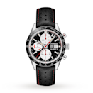 """<p>Chronograph 41mm </p><p><a class=""""link rapid-noclick-resp"""" href=""""https://go.redirectingat.com?id=127X1599956&url=https%3A%2F%2Fwww.mrporter.com%2Fen-gb%2Fmens%2Fproduct%2Ftag-heuer%2Fluxury-watches%2Fsports-watches%2Fcarrera-automatic-chronograph-41mm-steel-and-leather-watch-ref-no-cv201apfc6429%2F666467151986410%3FignoreRedirect%3Dtrue%26ppv%3D2%26cm_mmc%3DGoogle-ProductSearch-UK--c-_-MRP_EN_UK_PLA-_-MRP%2B-%2BUK%2B-%2BGS%2B-%2BLux%2BWatches%2B-%2BRetention--Lux%2BWatches_INTL%26gclid%3DCjwKCAjwmf_4BRABEiwAGhDfSUZKeIasvu6tzBURtRz9n03JPDOwePwiBQKyu7zO2Ht1w5Z3Q7_e6hoCTpAQAvD_BwE%26gclsrc%3Daw.ds&sref=https%3A%2F%2Fwww.esquire.com%2Fuk%2Fwatches%2Fg33457947%2Ftag-heuer-watches-men%2F"""" rel=""""nofollow noopener"""" target=""""_blank"""" data-ylk=""""slk:SHOP"""">SHOP</a></p><p>The first chronograph designed specifically for measuring car races, the Carrera was introduced in 1964 in commemoration of the Carrera Panamericana, the notoriously hair-raising Mexican road race whose high number of fatalities eventually saw it shut down. Widely regarded as a landmark in watch design, in 2020 various iterations were launched to<a href=""""https://www.esquire.com/uk/style/watches/a32067454/tag-heuer-carrera-watch-160-year-anniversary/"""" rel=""""nofollow noopener"""" target=""""_blank"""" data-ylk=""""slk:mark the 160th anniversary of Tag Heuer"""" class=""""link rapid-noclick-resp""""> <u>mark the 160th anniversary of Tag Heuer</u></a>.</p><p>£3,500; <a href=""""https://www.mrporter.com/en-gb/mens/product/tag-heuer/luxury-watches/sports-watches/carrera-automatic-chronograph-41mm-steel-and-leather-watch-ref-no-cv201apfc6429/666467151986410?&ignoreRedirect=true&ppv=2&cm_mmc=Google-ProductSearch-UK--c-_-MRP_EN_UK_PLA-_-MRP+-+UK+-+GS+-+Lux+Watches+-+Retention--Lux+Watches_INTL&gclid=CjwKCAjwmf_4BRABEiwAGhDfSUZKeIasvu6tzBURtRz9n03JPDOwePwiBQKyu7zO2Ht1w5Z3Q7_e6hoCTpAQAvD_BwE&gclsrc=aw.ds"""" rel=""""nofollow noopener"""" target=""""_blank"""" data-ylk=""""slk:mrporter.com"""" class=""""link rapid-noclick-resp"""">mrporter.com</a></p>"""