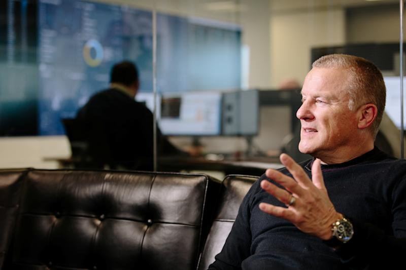 British fund manager Neil Woodford. Photo: Jonathan Atkins/Reuters