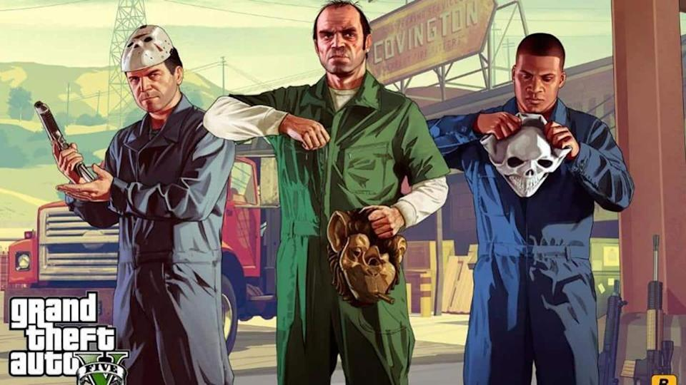 Try out these games if you like GTA V