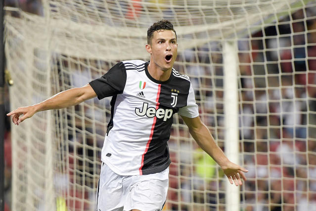 Cristiano Ronaldo's arrival has only further cemented Juventus's dominance in Serie A. (Getty)