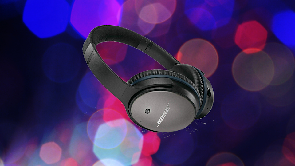 Get these Bose headphones for more than half-off! (Photo: Amazon)