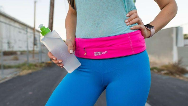 Slip this on before your next run.