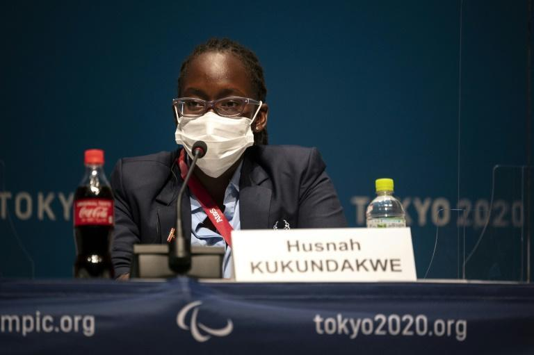 Husnah Kukundawke completed her race in a personal best time and says she is now looking forward to Paris 2024