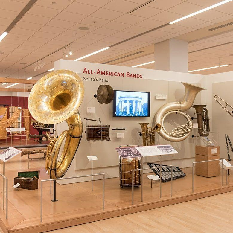 "<p><a href=""https://www.mim.org/"" rel=""nofollow noopener"" target=""_blank"" data-ylk=""slk:Musical Instrument Museum"" class=""link rapid-noclick-resp"">Musical Instrument Museum</a></p><p>This Phoenix institution opened in 2010 and is the largest museum in the world strictly dedicated to musical instruments. Once inside, you'll travel around the world, looking at galleries filled with instruments you've likely never seen before, and the world's largest playable sousaphone. </p>"