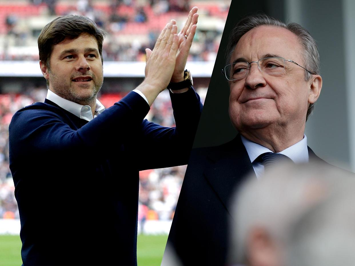 Mauricio Pochettino could be set for a move to Real Madrid according to reports