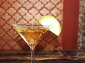 """<p><strong>Ingredients</strong></p><p>1.5 oz vodka<br>1 oz elderflower liqueur<br>Champagne top<br>1 pear slice</p><p><strong>Instructions</strong></p><p>Combine vodka and elderflower liqueur in a cocktail shaker with ice, shake and strain into a martini glass. Top with champagne and garnish with a pear slice.</p><p><em>From Alon Moskovitch at Mezetto</em></p><p><strong>More:</strong> <a href=""""https://www.townandcountrymag.com/leisure/drinks/how-to/a1562/martini-vodkas/"""" rel=""""nofollow noopener"""" target=""""_blank"""" data-ylk=""""slk:The Best Vodkas for a Martini"""" class=""""link rapid-noclick-resp"""">The Best Vodkas for a Martini</a></p>"""