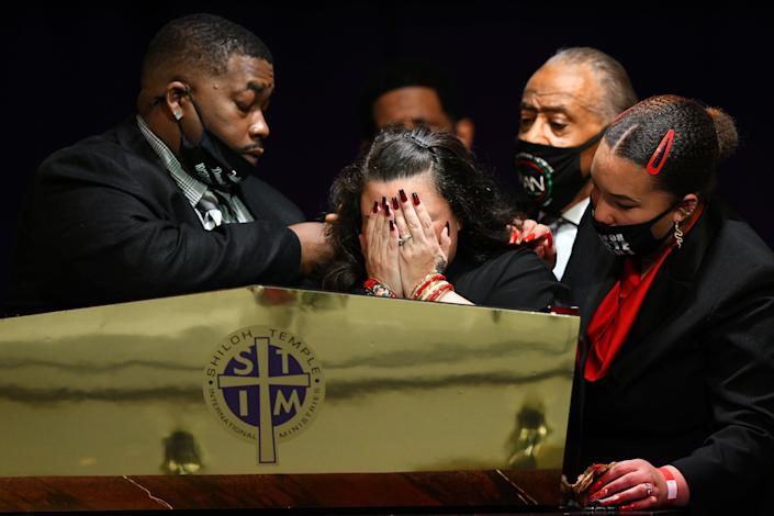 Daunte Wight's parents remember their son (Getty Images)