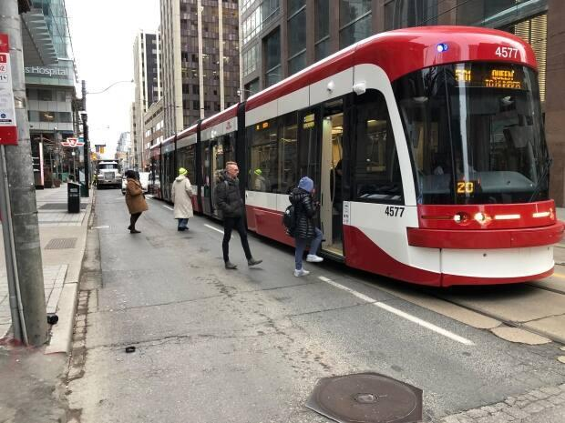 TTC staff have been given until Sept. 30 to disclose their vaccination status.  (John Sandeman/CBC - image credit)