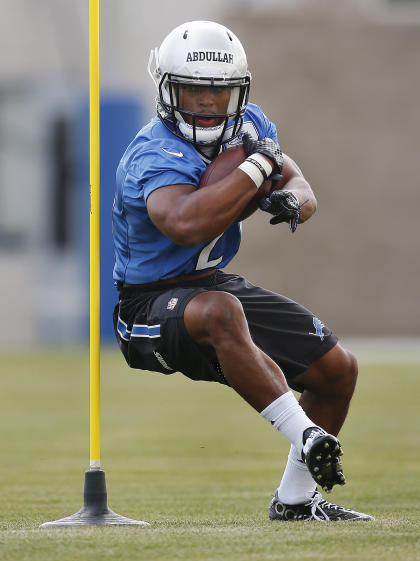 Among rookies, Abdullah could emerge king of the fantasy jungle (AP)
