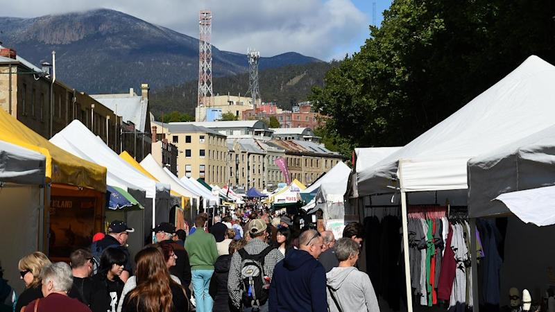 """Tasmania's ban on gatherings will only end """"when the risk has been lowered"""", the premier says"""