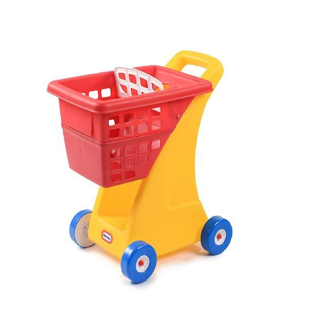toy-shopping-carts-little-tikes-yellow-red
