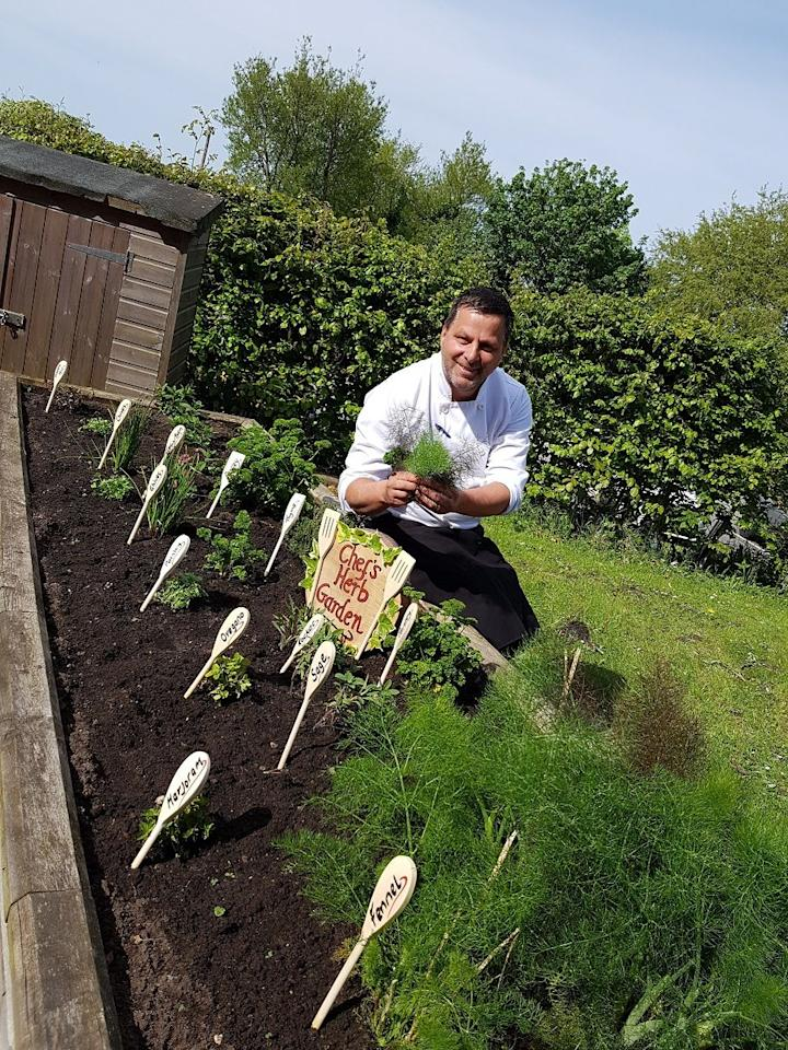 """<p><strong>The positives of having your very own <a href=""""https://www.housebeautiful.com/uk/garden/plants/a22696706/allotment-ideas-beginners/"""">allotment plot</a> are endless, from getting outside into the fresh air to making new friends and being part of a community, and, of course, enjoying cooking and eating your homegrown produce. If managed properly, an allotment can produce enough food to supplement your weekly shop, with fresh fruit and vegetables over the year. </strong></p>"""