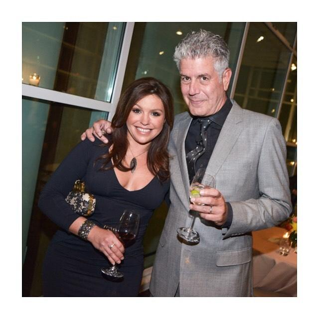 "<p>Chef and Rachel Ray Mag founder called Anthony a ""singular man"" who was ""cool and brilliant."" </p><p><a href=""https://www.instagram.com/p/BzIkAPlBW73/"">See the original post on Instagram</a></p>"
