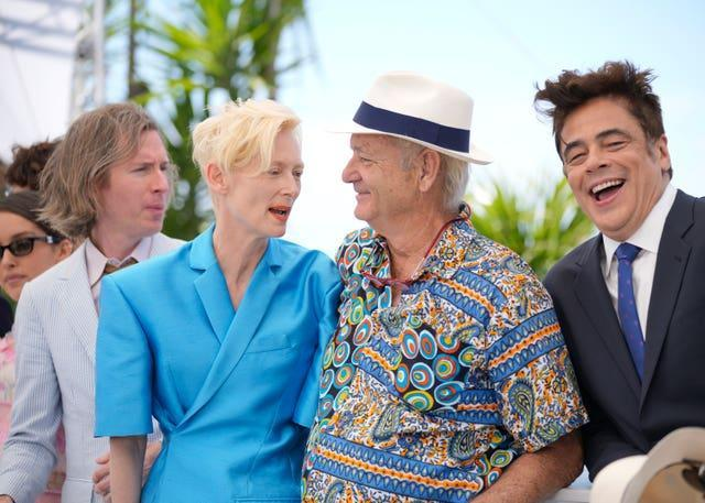 France Cannes 2021 The French Dispatch Photo Call
