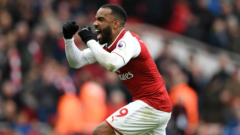 Wenger expects Lacazette to hit top form