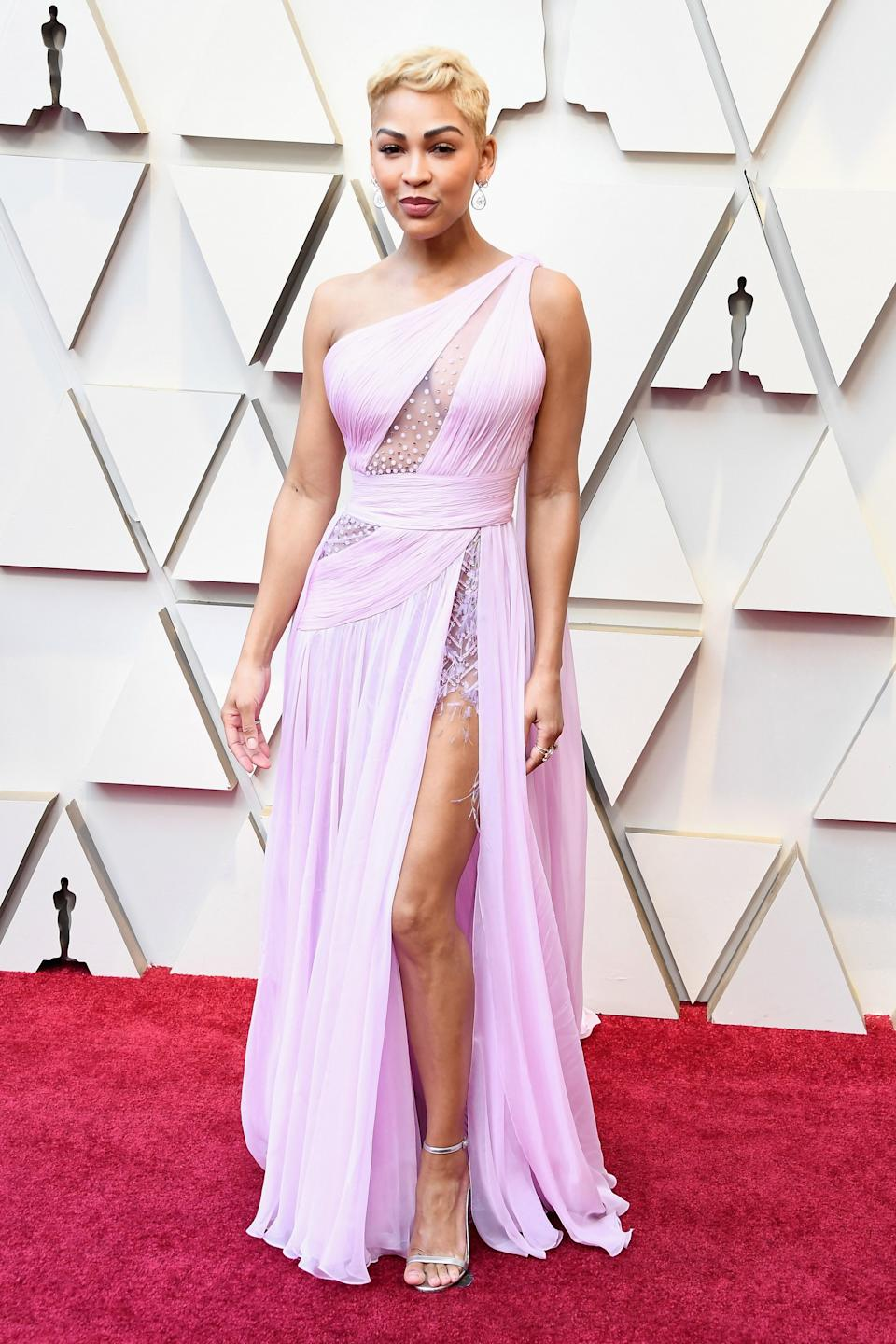 Meagan Good in Georges Chakra