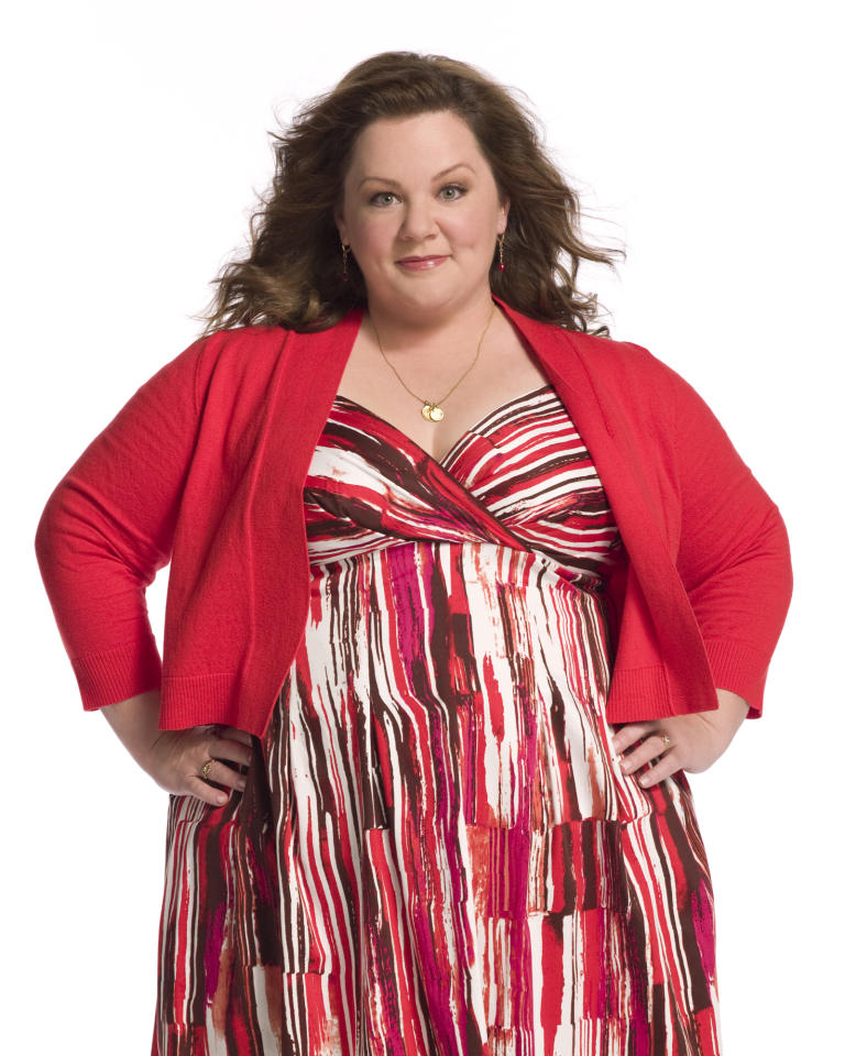 "Lead Actress in a Comedy Series: Melissa McCarthy, ""Mike & Molly"""
