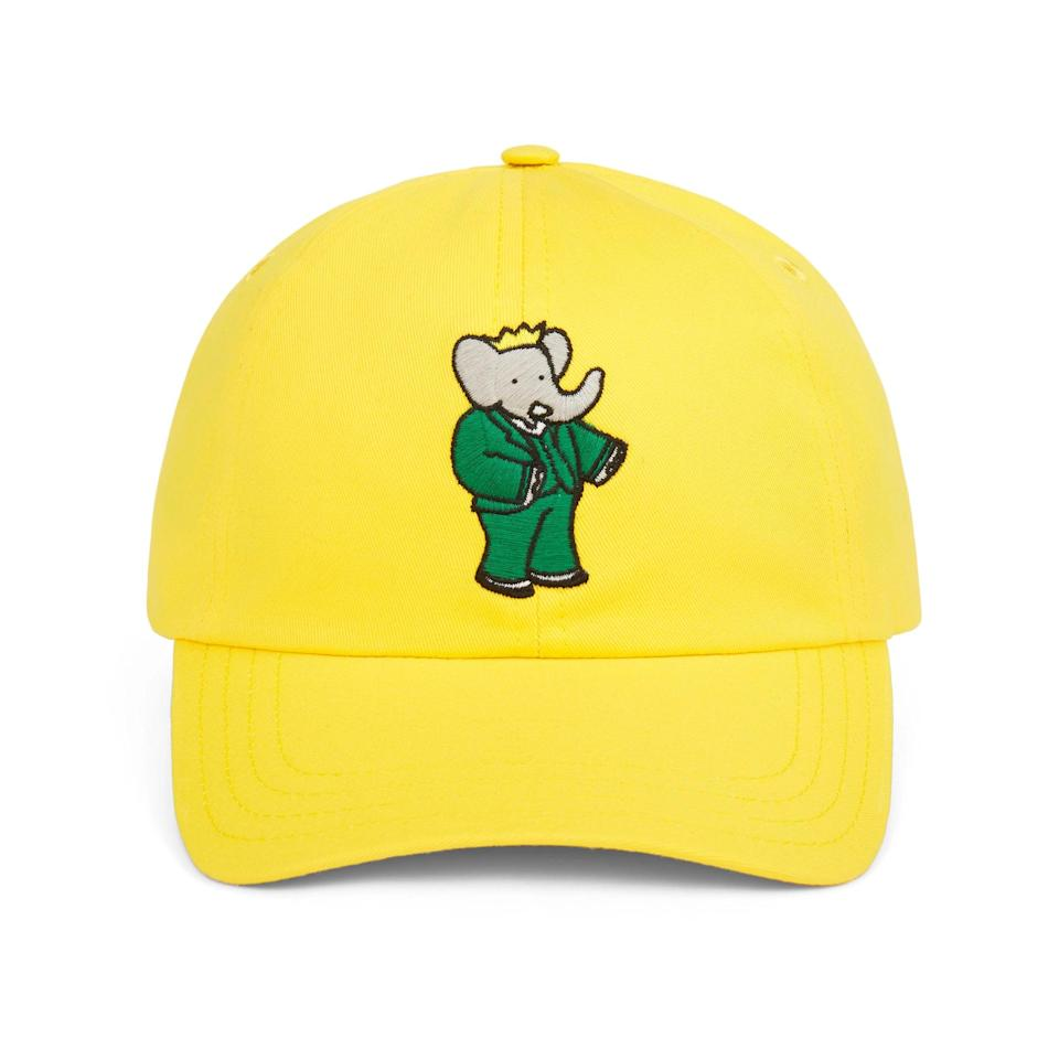 Babar Embroidered Hat