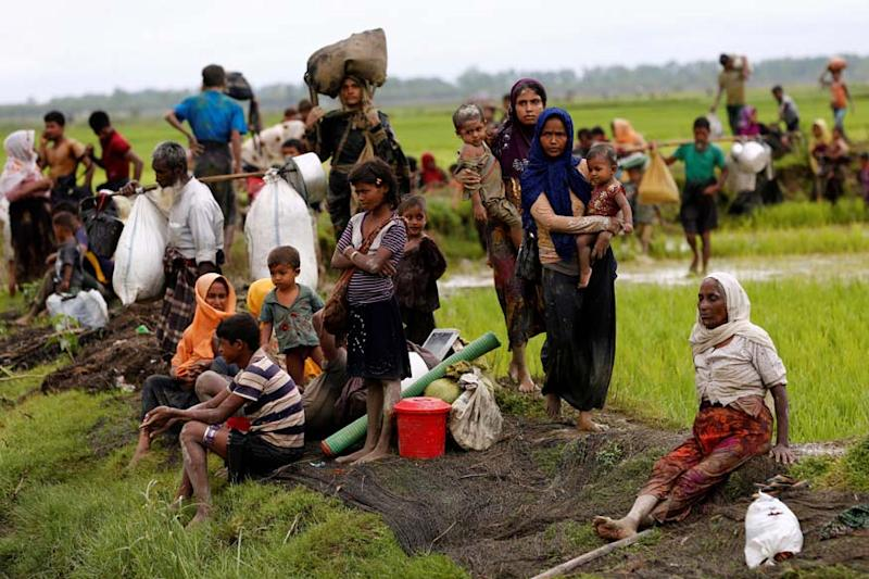 Eight Countries Push UN to Take up Myanmar Rohingya Crisis