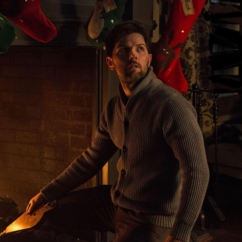 """<p>The horror/comedy about a dysfunctional family who gets paid a visit by the folklorish demon Krampus on Christmas Eve has a cult-following, but the holiday movie starring <em>Parks and Rec</em>'s Adam Scott and Toni Collette is often left in the dust. The legend of Krampus originates from Europe, and it has actually <a href=""""https://screenrant.com/horror-krampus-christmas-every-movie-ranked/"""" rel=""""nofollow noopener"""" target=""""_blank"""" data-ylk=""""slk:been the center"""" class=""""link rapid-noclick-resp"""">been the center</a> of many movies.</p>"""