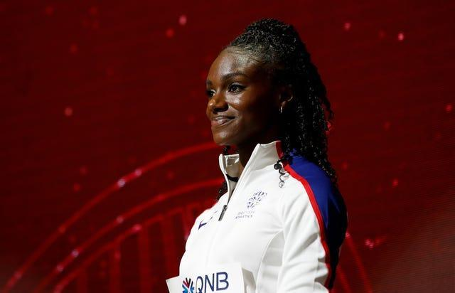 Asher-Smith became just the seventh woman to win gold for Great Britain in the championships' history