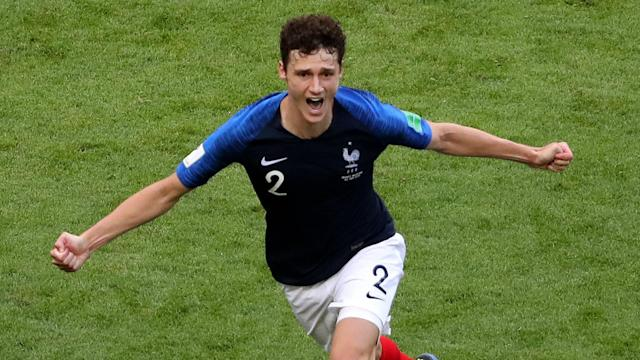 Linked with Bayern Munich, Corentin Tolisso has no idea what the future holds for Stuttgart defender Benjamin Pavard.