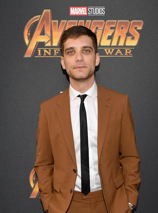 <p>Keeping it all in the family, Marvel's <em>Agents of S.H.I.E.L.D.</em> actor Jeff Ward showed his support for the film. (Photo: Matt Winkelmeyer/Getty Images for Disney) </p>