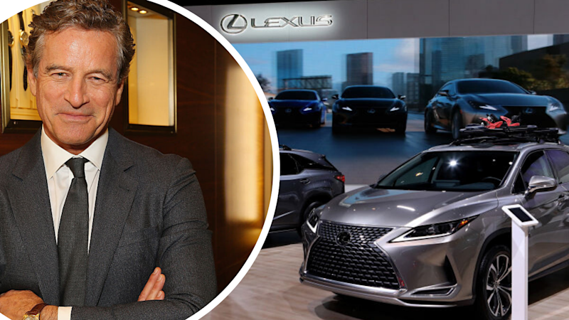 Mark Bouris of Mentored has partnered with Lexus to deliver four $25,000 grants. (Source: Getty)
