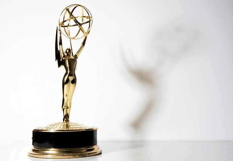Leading streamer Netflix has never won best drama at the Emmys -- nor best comedy, nor best limited series (AFP/VALERIE MACON)
