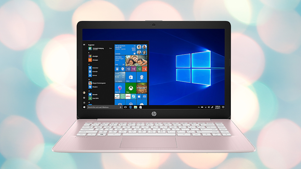 Save $110 on this HP 14-inch Stream. (Photo: HP)