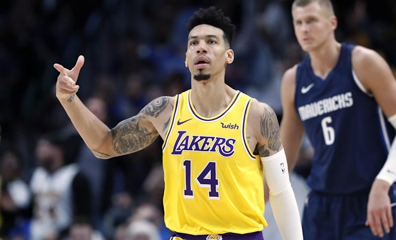 Lakers Guard Danny Green Optimistic Nba Season Can Be Saved