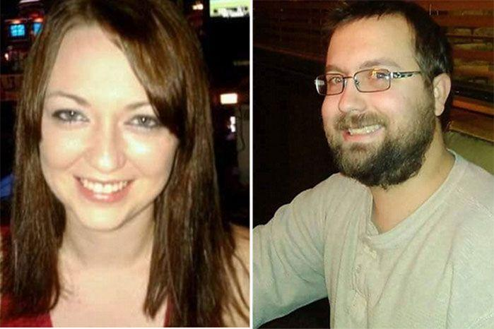 Couple Kala Brown and Charlie Carver went missing in August.