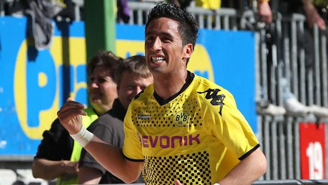 <p>Lucas Barrios had a fairly short Bundesliga career compared to the rest on this list, but he made a huge impact on Borussia Dortmund's history. </p> <br><p>The Paraguayan forward joined Jurgen Klopp's side in 2009 for £4.2m - a deal that now looks like pennies thanks to his contribution. In his first season for the club, Barrios finished third top goalscorer, netting 19 times in 33 games. </p> <br><p>The following season, he helped the club win their first Bundesliga title for nine years, scoring 16 goals along the way. However, a drop in form affected him during the 2011/12 season, with Robert Lewandowski taking his starting place up front. </p> <br><p>The club went on to win consecutive league titles, but barrios was sold to Chinese side Guangzhou Evergrande. He was a tricky, athletic forward who caused defenders nightmares, and his goalscoring abilities put Dortmund back at the top of German football for a couple of years.</p>