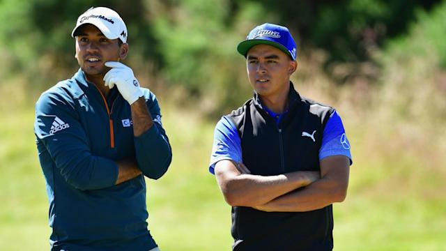 Rickie Fowler and Jason Day are partners as the Zurich Classic debuts a new team format this weekend.