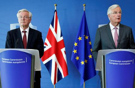 Brexit talks to resume in Brussels