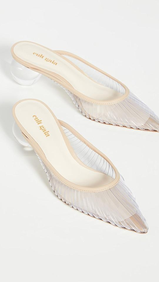 "<p>These <a href=""https://www.popsugar.com/buy/Cult-Gaia-Alia-Pumps-543090?p_name=Cult%20Gaia%20Alia%20Pumps&retailer=shopbop.com&pid=543090&price=345&evar1=fab%3Auk&evar9=45623303&evar98=https%3A%2F%2Fwww.popsugar.com%2Ffashion%2Fphoto-gallery%2F45623303%2Fimage%2F47138502%2FCult-Gaia-Alia-Pumps&list1=shopping%2Cshoes%2Ctrends%2Cheels%2Cbest%20of%202020&prop13=api&pdata=1"" rel=""nofollow"" data-shoppable-link=""1"" target=""_blank"" class=""ga-track"" data-ga-category=""Related"" data-ga-label=""https://www.shopbop.com/alia-pump-cult-gaia/vp/v=1/1518606865.htm?fm=search-viewall-shopbysize&amp;os=false&amp;ref=SB_PLP_NB_19"" data-ga-action=""In-Line Links"">Cult Gaia Alia Pumps</a> ($345) are the modern version of the glass slipper.</p>"