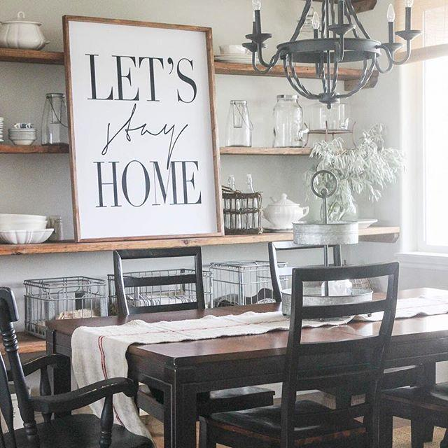 """<p>One of our favorite things about Shayna's style? She doesn't fall into the trap of decorating with onlywhite. She excels at interior design and DIYing her way through every season.</p><p><strong><br></strong></p><p><strong>See more at <a rel=""""nofollow"""" href=""""http://www.thewoodgraincottage.com"""">The Wood Grain Cottage</a>.</strong><span></span></p>"""