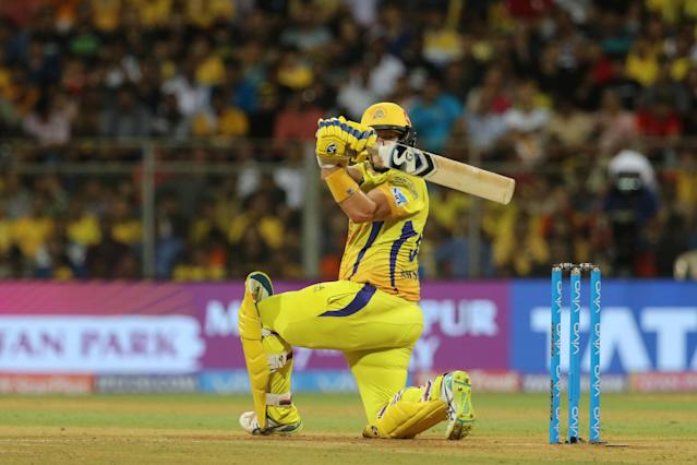 <p>Shane Watson is the 4th cricketer to have two or more hundreds in an IPL season </p>