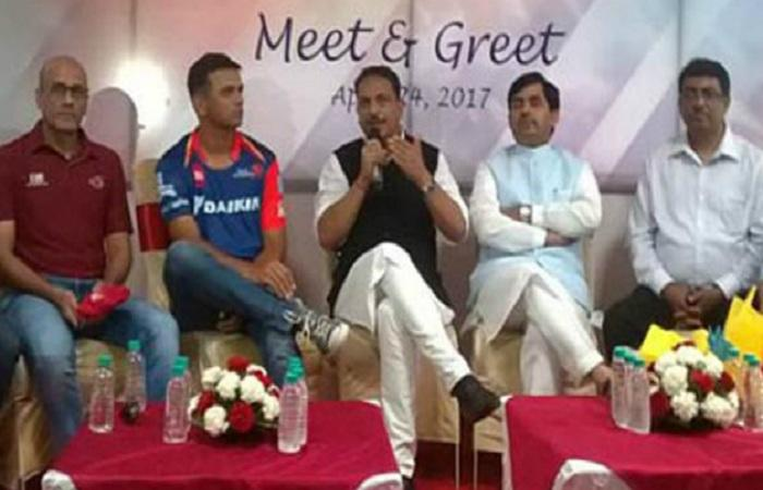 Skill India candidates felicitated by Delhi Daredevils