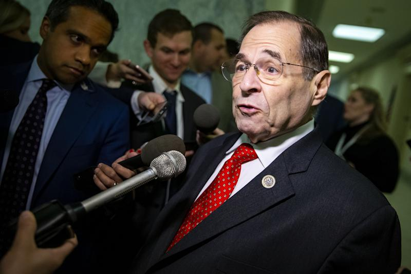 Key Democrat Says Impeachment 'One Possibility' From Mueller Report