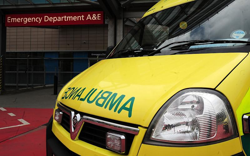 Patients in the most grave emergencies are supposed to receive a response within eight minutes - PA
