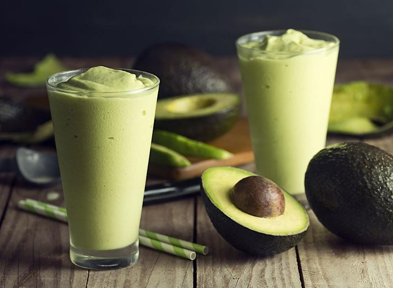 how to lose body fat - smoothie