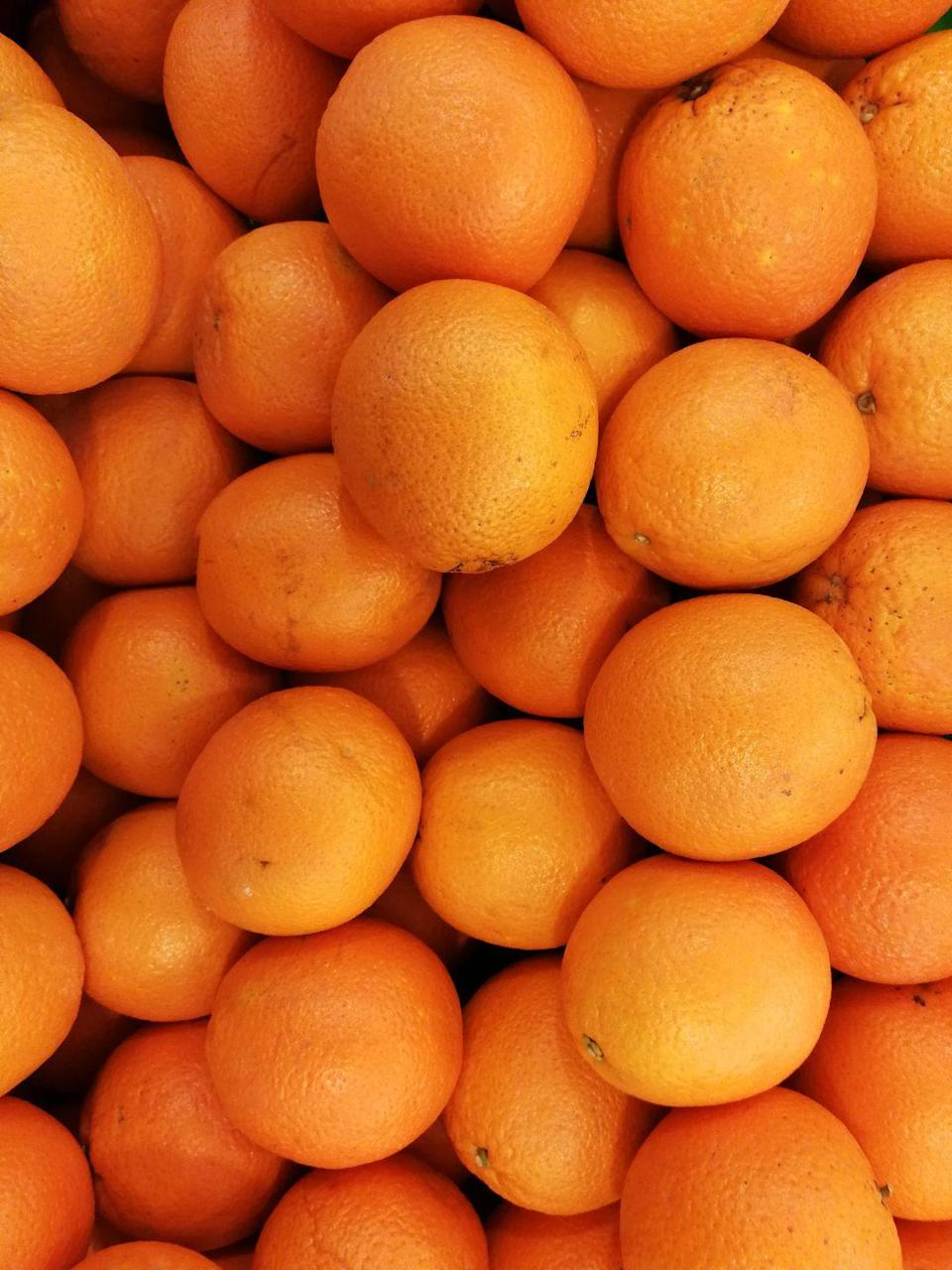 """<p>One orange supplies more than 100% of the <a href=""""https://www.medicalnewstoday.com/articles/272782.php"""" rel=""""nofollow noopener"""" target=""""_blank"""" data-ylk=""""slk:vitamin C"""" class=""""link rapid-noclick-resp"""">vitamin C </a>you need in a day. It's also a good source of calcium and folate.</p><p><strong>Recipe to try:</strong> <a href=""""https://www.womansday.com/food-recipes/food-drinks/recipes/a25870/orange-peppercorn-chicken-recipe/"""" rel=""""nofollow noopener"""" target=""""_blank"""" data-ylk=""""slk:Orange-Peppercorn Chicken"""" class=""""link rapid-noclick-resp"""">Orange-Peppercorn Chicken</a></p>"""