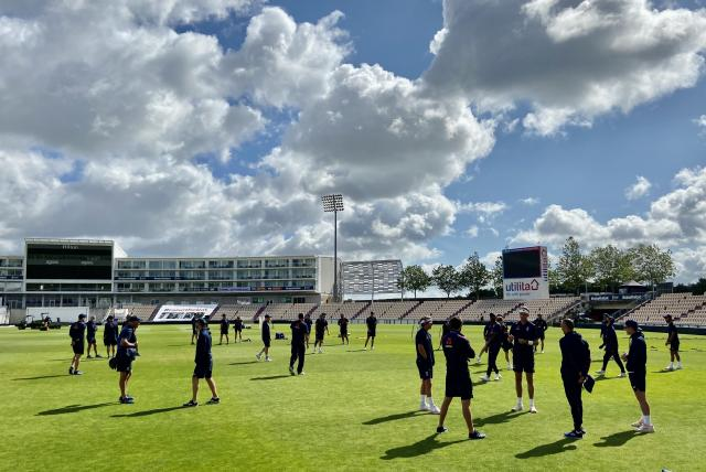 The England-West Indies Test series gets under way at the Ageas Bowl on July 8 (England and Wales Cricket Board/Handout)